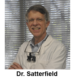 Photo of Dr. Satterfield